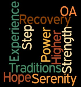 Share your experience, strength and hope in OA